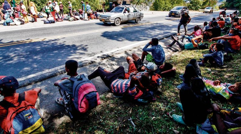 Colombian residency status for Venezuelan refugees is a bold humanitarian gesture