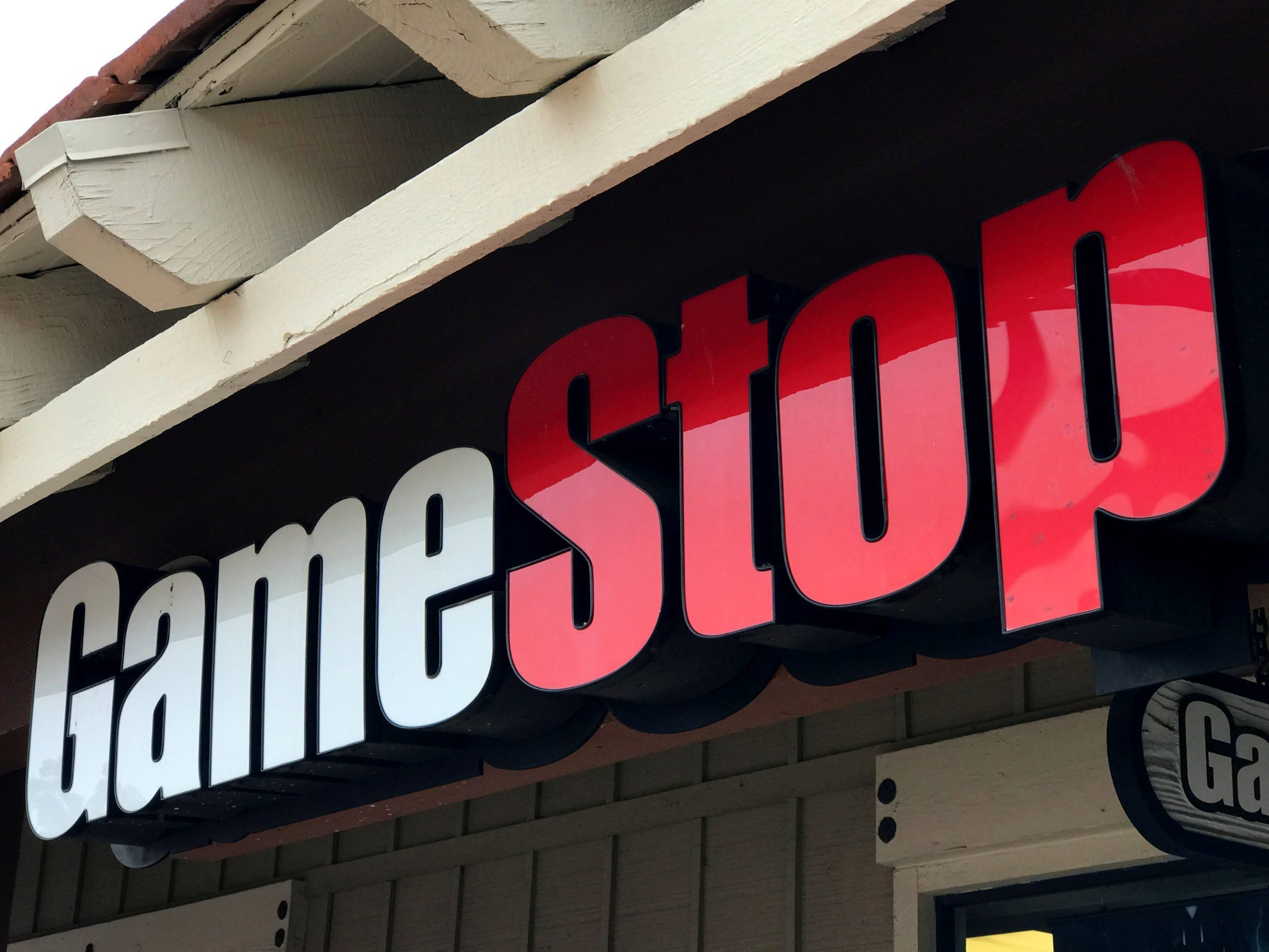 The main characters of the GameStop series should appear at the bottom of the USA