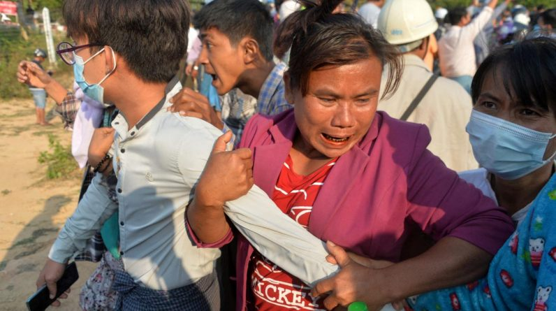You need to know about the demonstrations that followed the military coup in Myanmar  Currently