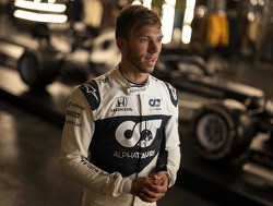 Gasly is ready to take on a leadership role within AlphaTauri