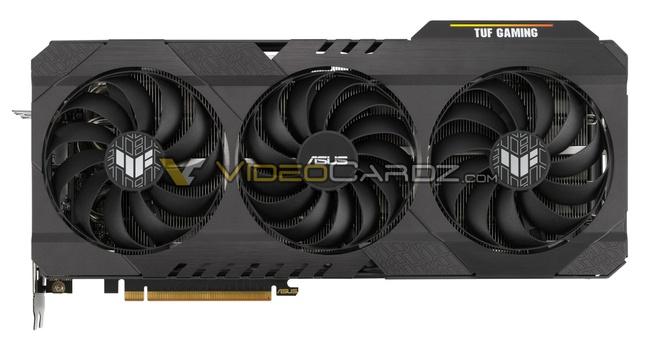 Get the ASUS Radeon RX 6700 XT TUF Gaming OC via VideoCardz
