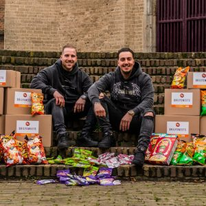 Brothers Berry and Karim start Deli Sweets: 'The products are different from them in the Netherlands'