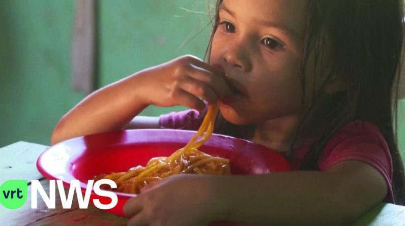 "Central America is starving from the Corona crisis and hurricane: ""If only enough for children, we would not eat anything"""