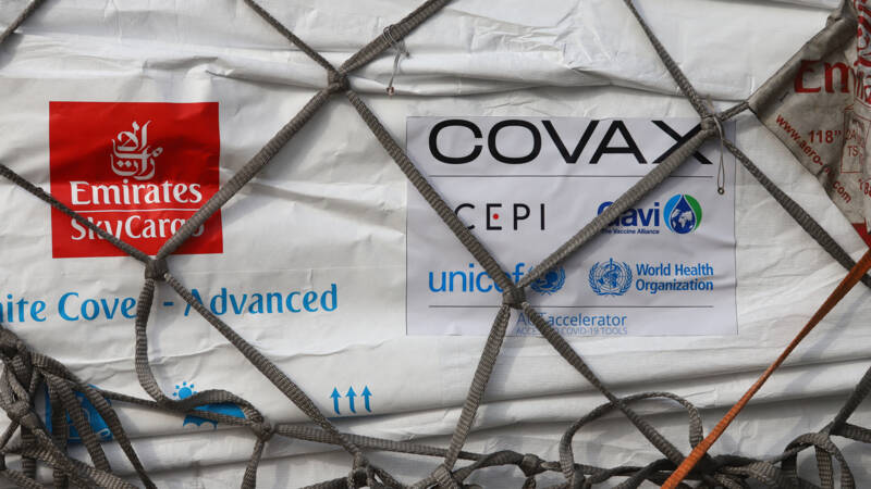 Covax vaccines have reached the poorest countries
