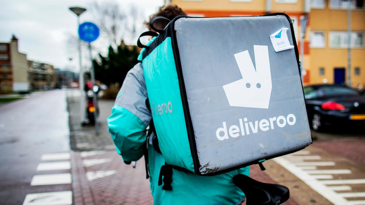 Deliveroo may announce its IPO next month  Currently