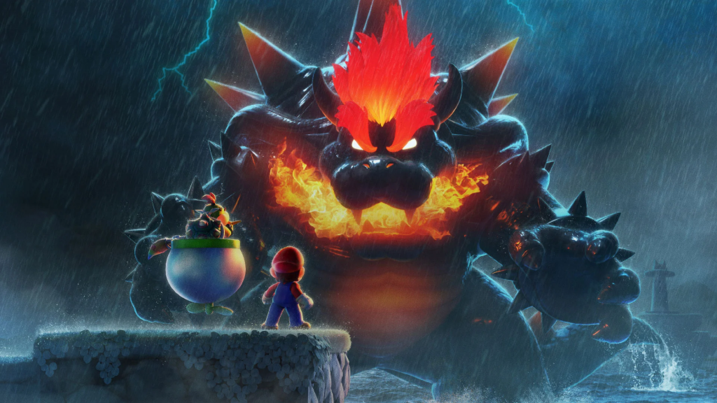 Fury review of Super Mario 3D World + Bowser