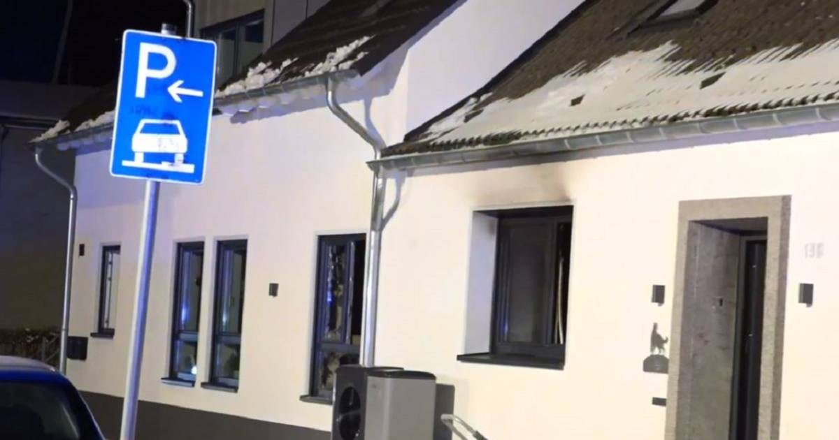 German firefighting team finds five dead after house fire and indications of a felony |  Abroad