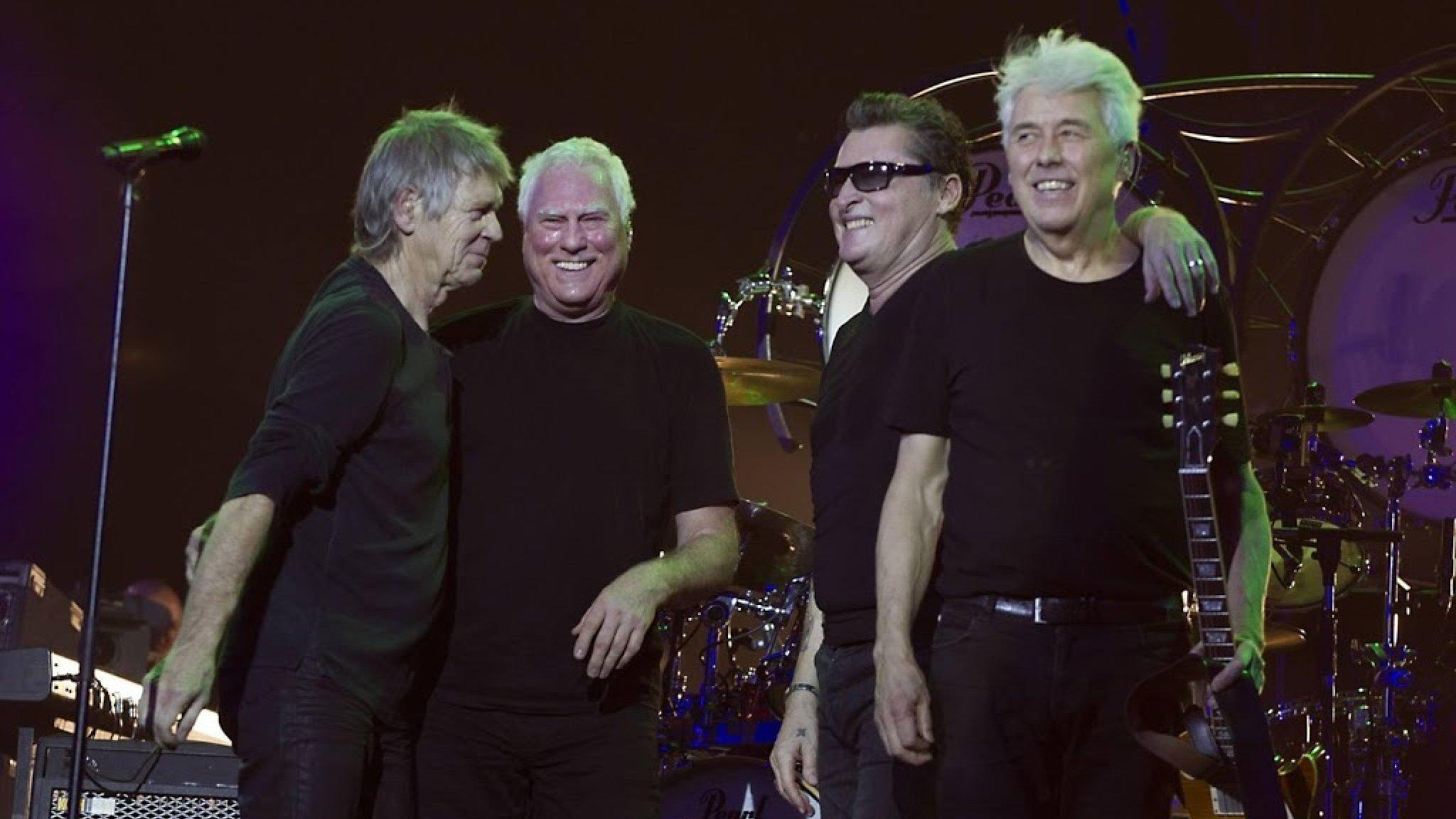 Golden Earring: No longer the oldest Dutch rock band