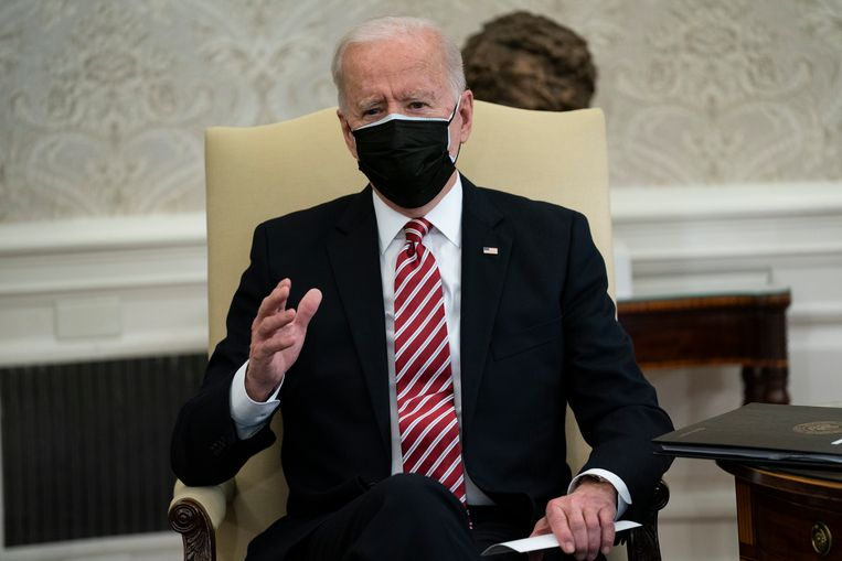 Government Biden submits legislation to legalize illegal immigrants