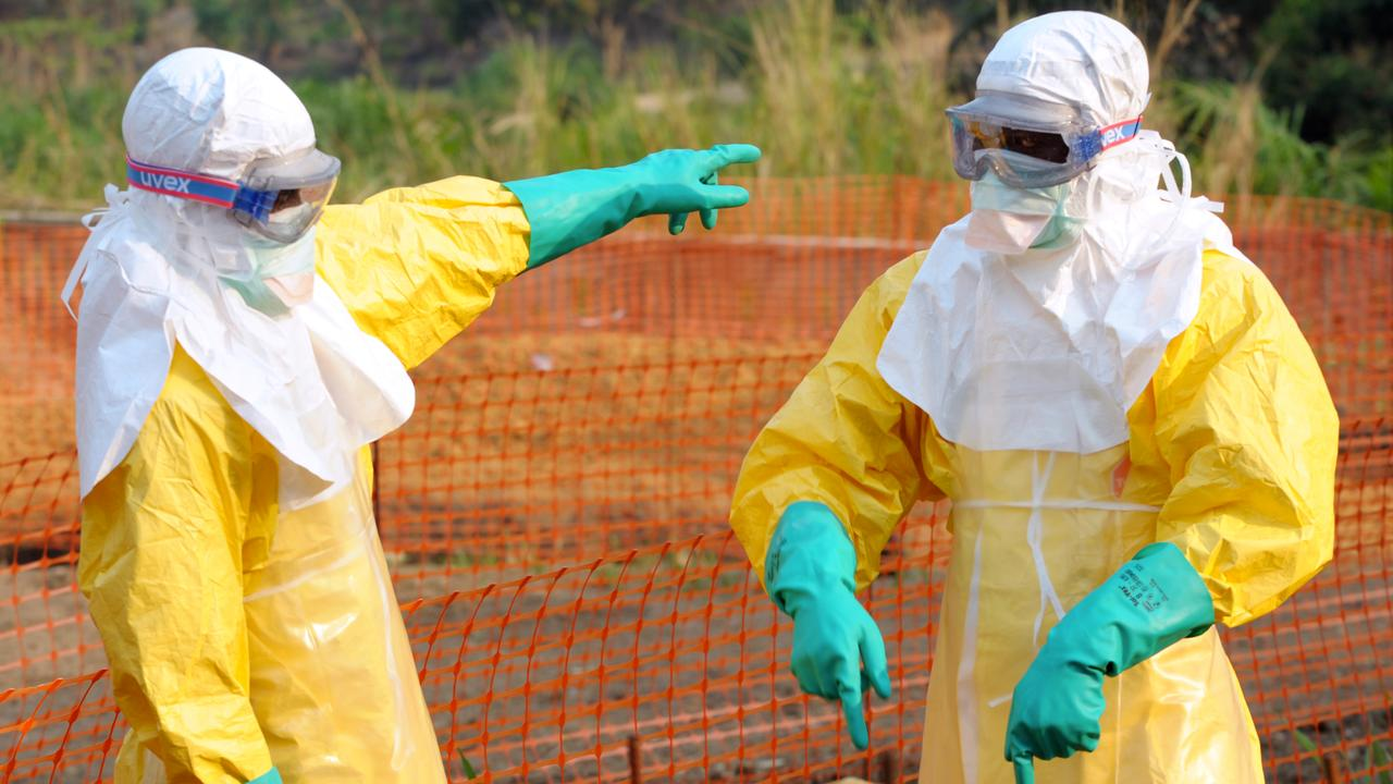 Guinea declares a pandemic after the first death from the Ebola virus in five years |  Currently