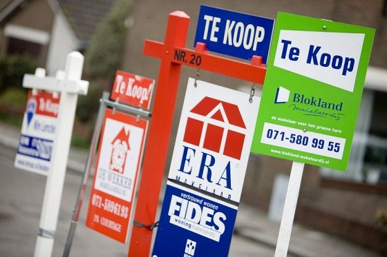 House prices rose in most European countries, and the Netherlands is in the leading group