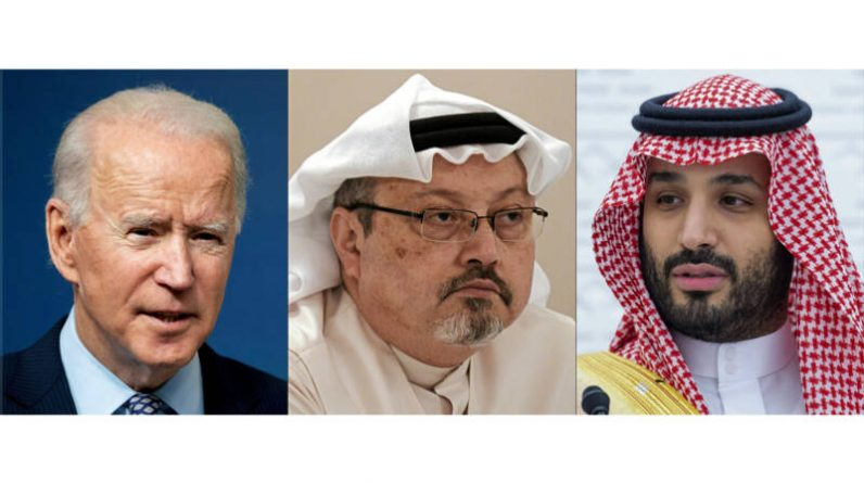 "How far after the Khashoggi report?  ""The United States and Saudi Arabia need each other."""