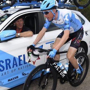 ISN Director of Sports Dirk Demol has tested a false positive