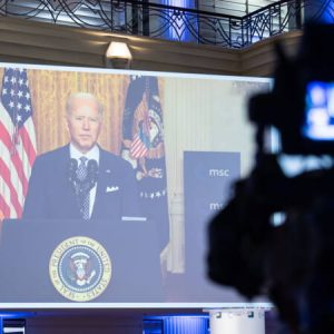 Improved relations between the United States and the European Union?  'It won't be until Biden'