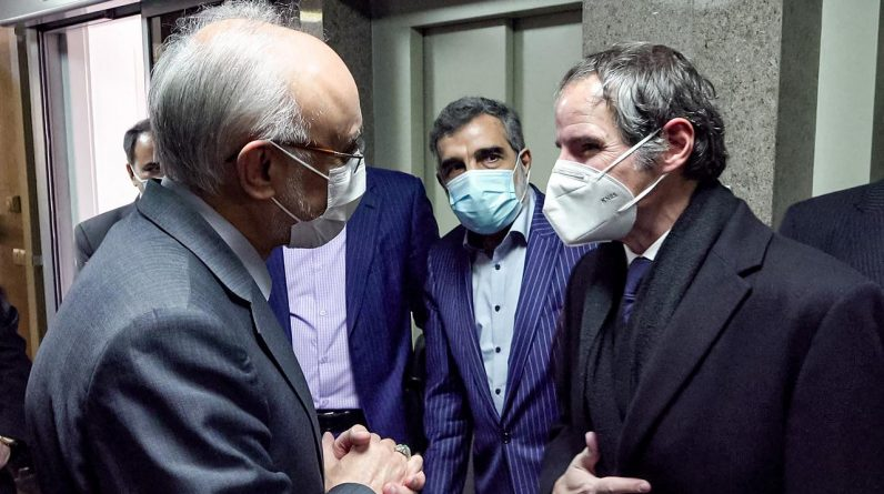 Iran grants the International Atomic Energy Agency limited access to control nuclear activities    Currently