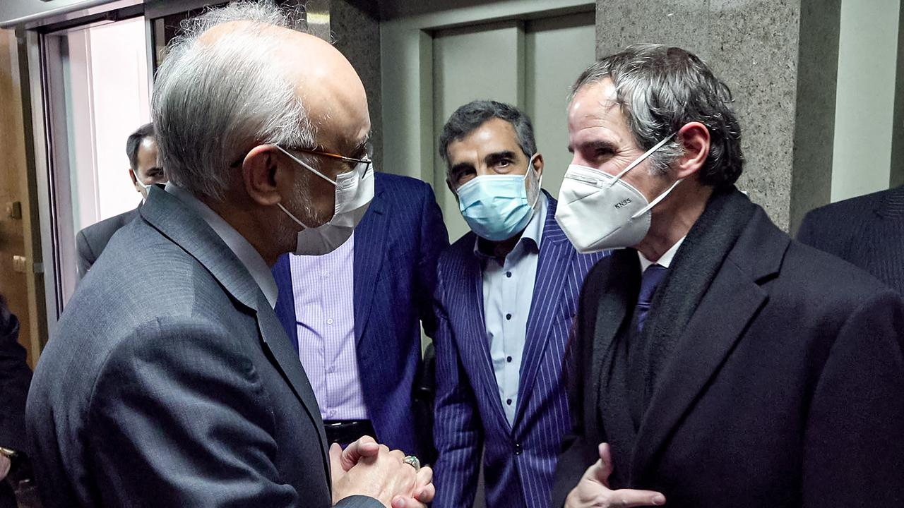 Iran grants the International Atomic Energy Agency limited access to control nuclear activities |  Currently