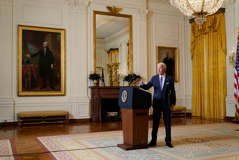 Joe Biden allows Europe to 'return' to the US - immediately attacking China and Russia