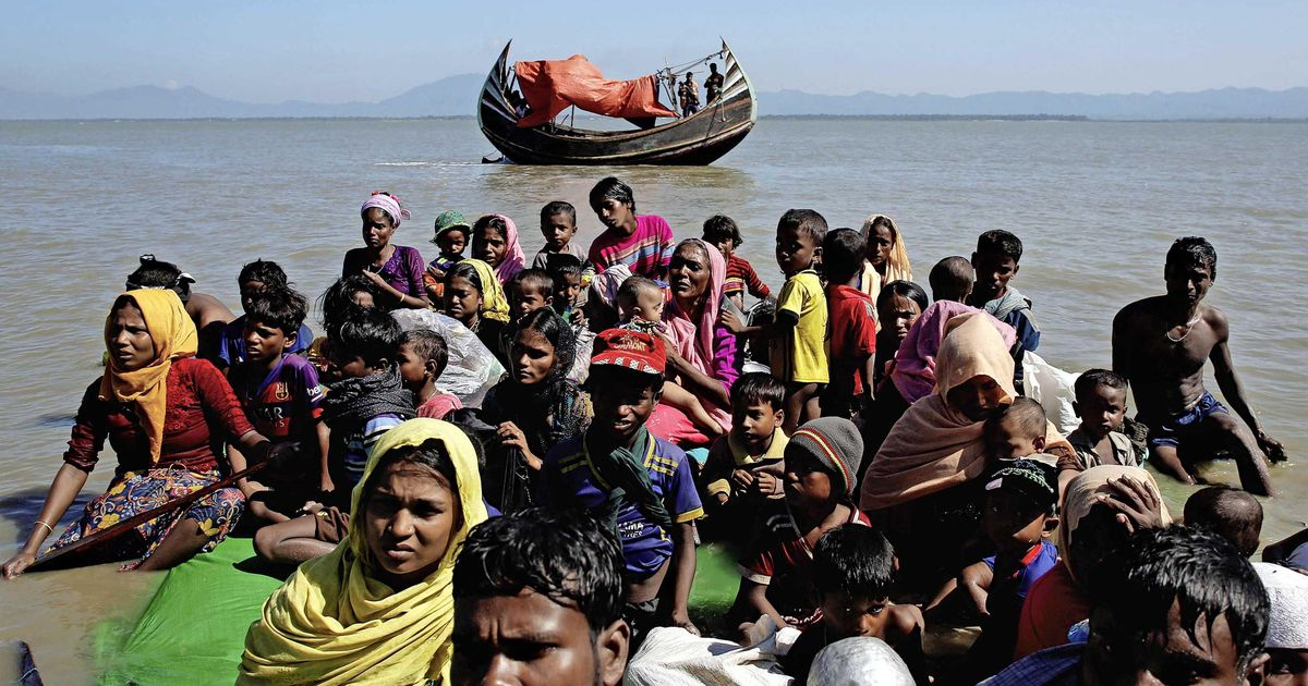 Malaysia deports Myanmar refugees |  Abroad