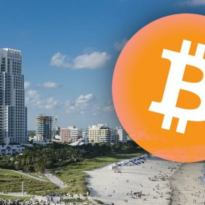 Miami wants to be a hotspot for bitcoin in the United States