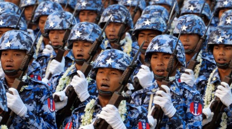 Myanmar activists are calling for a confrontation with the army's billion-dollar empire