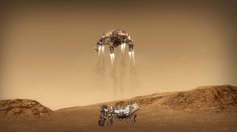 NASA prepares for an awesome seven minutes over Mars