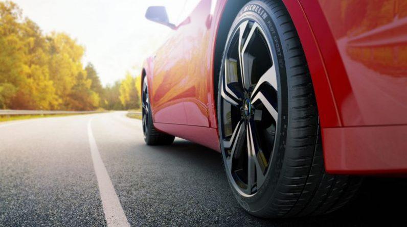 Nieuw: Michelin Pilot Sport EV