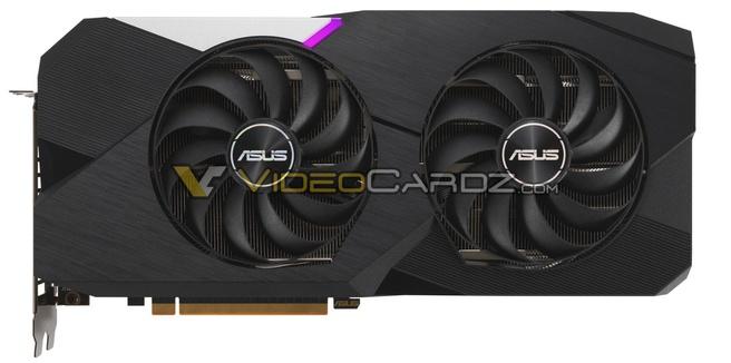 Get the ASUS Radeon RX 6700 XT Dual 12GB via VideoCardz
