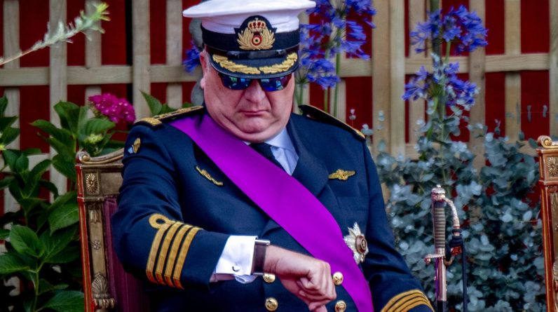 Prince Laurent is still waiting for 50 million    Entertainment