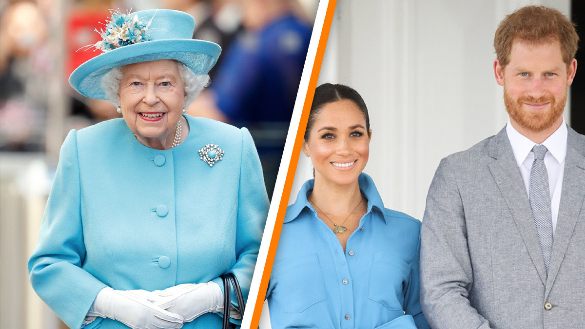 Queen Elizabeth at an emergency meeting: who will play Harry and Meghan?