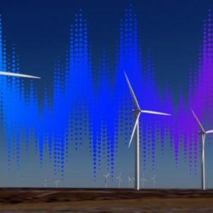Windmolens en laagfrequent geluid (Rechten: RTV Noord/Sander Schieving)