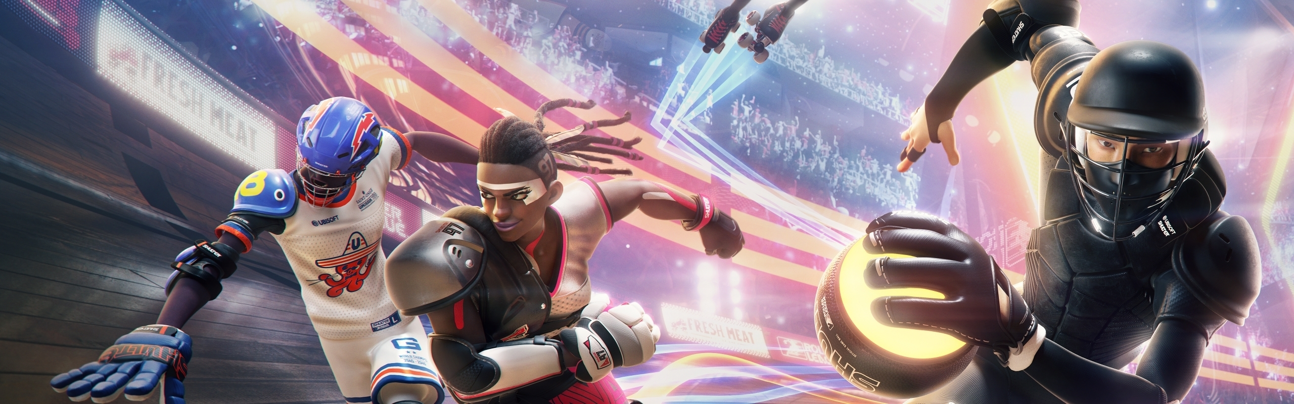 Roller Champions - E-sportgame preview by design