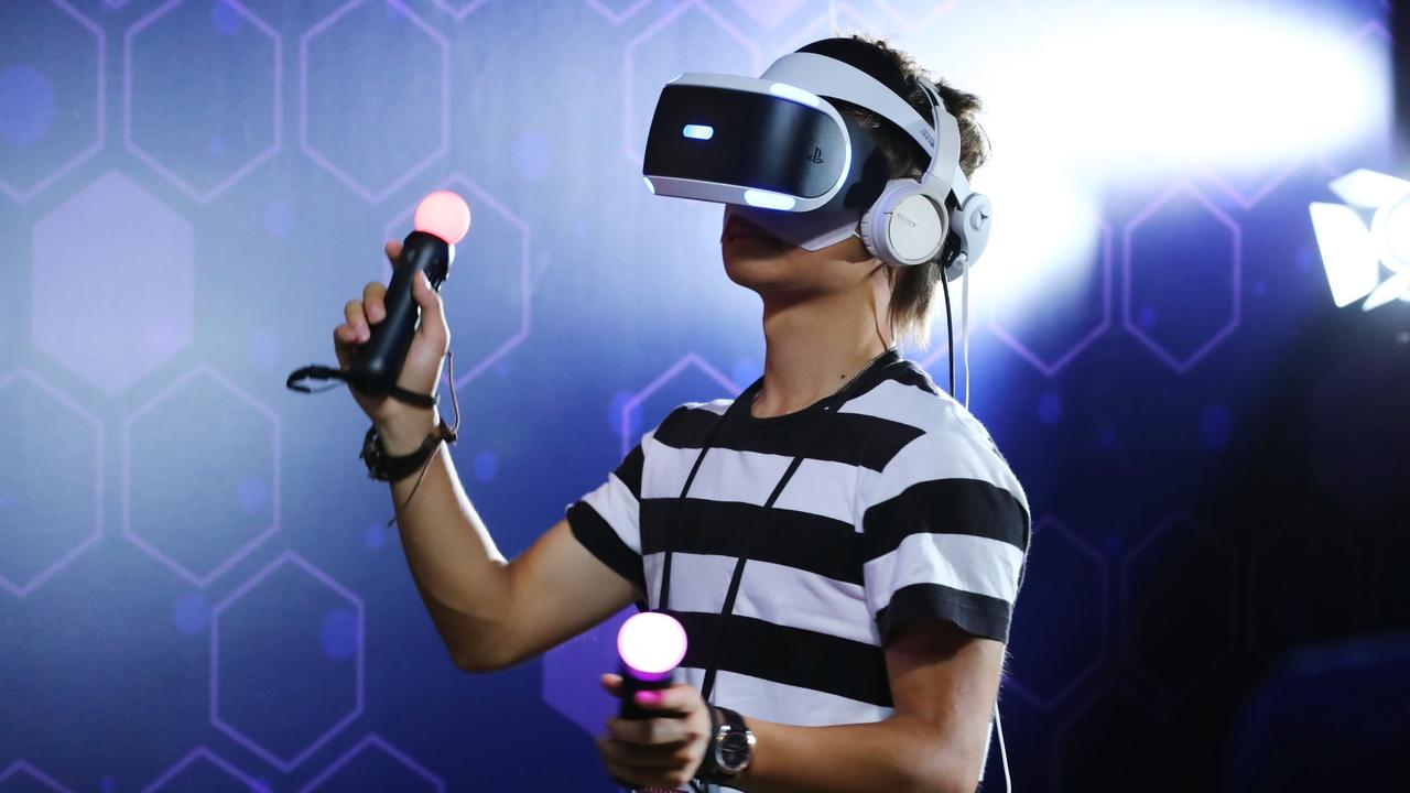 Sony is working on new VR glasses with a better controller for PlayStation 5 |  Currently