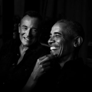 Spotify launches podcasts with Bruce Springsteen and Barack Obama - Music