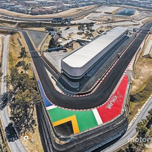 "The African Grand Prix is ​​a ""priority"" for Formula 1"