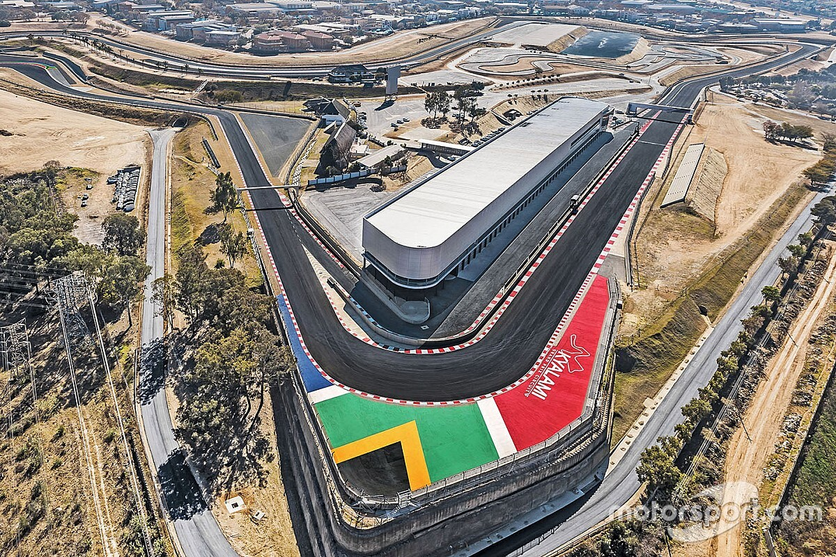 """The African Grand Prix is a """"priority"""" for Formula 1"""
