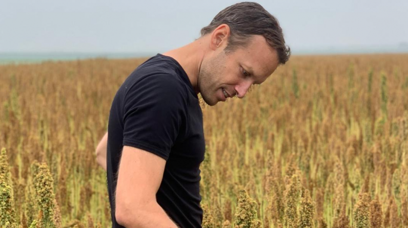 The Dutch People to Watch for: Corné Overbeeke from Quinoa Holland
