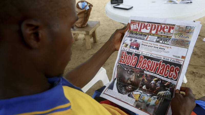 Thousands of Ebola vaccines are on their way to Guinea