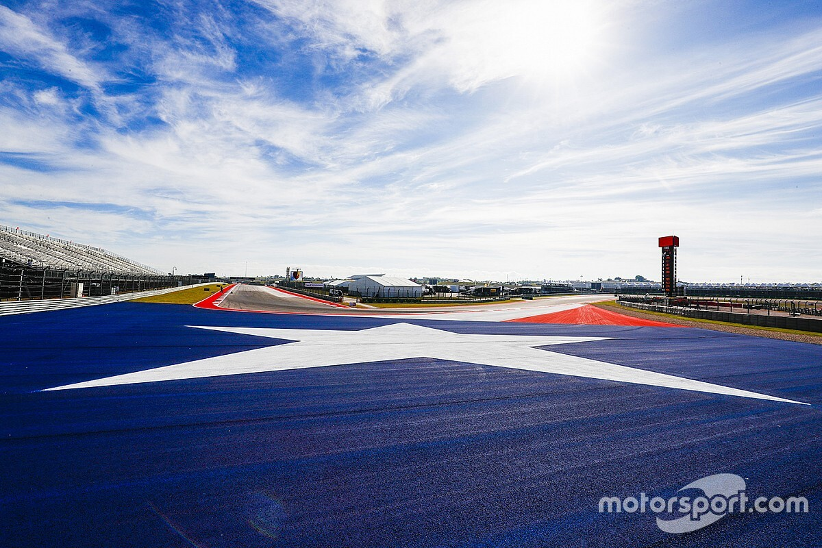 What are the options for a second F1 race in the United States?