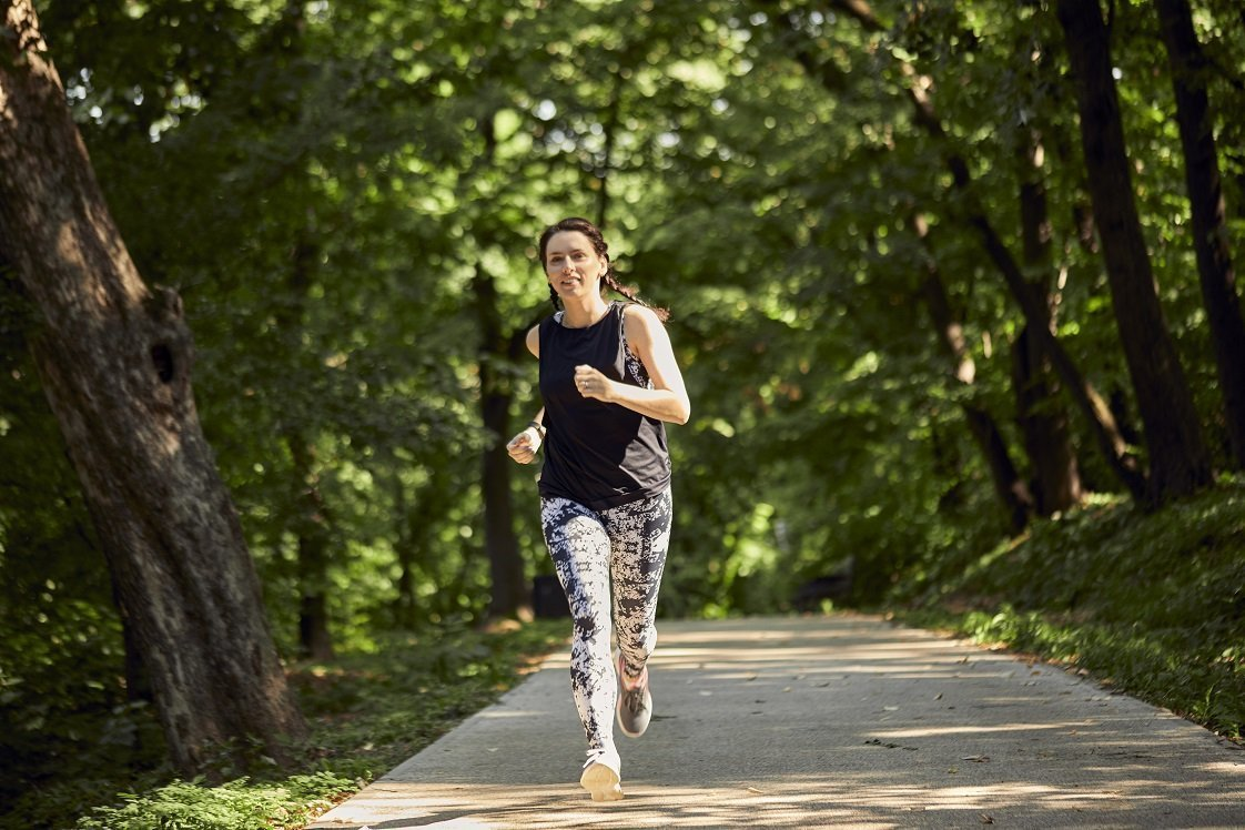 Why Not Really Lose Weight When You Go For A Run - Wel.nl