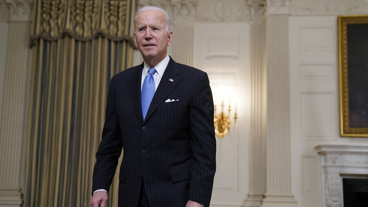United States of America: Biden's first setback to higher positions