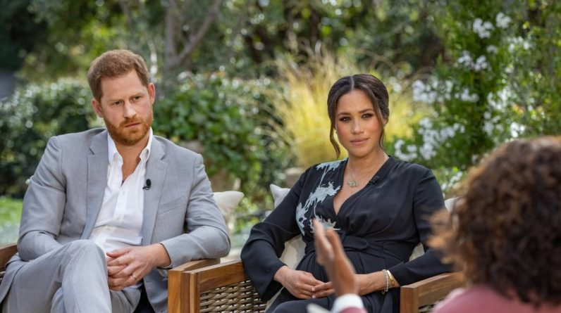 "Criticism leveled at Harry and Meghan: ""Inappropriate"" Oprah Interview As Prince Philip Fights For Life 