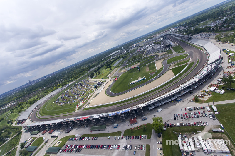 D Indianapolis Motor Speedway