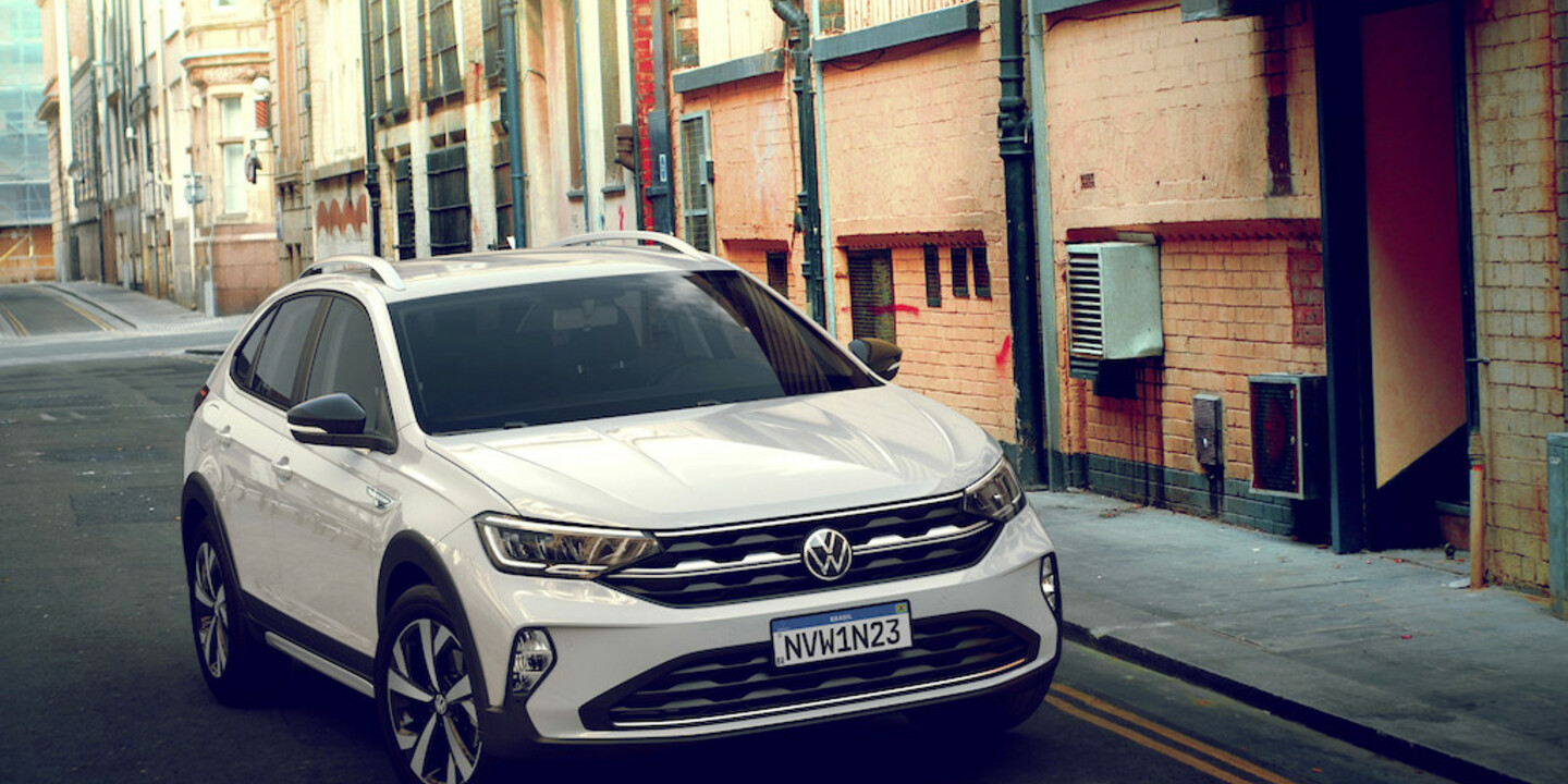 Volkswagen News: Shortcut from South America