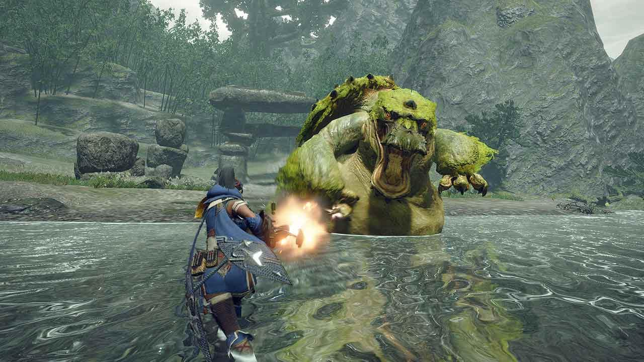 Review: Monster Hunter Rise is the best accessible game in the series |  Currently
