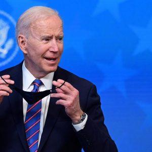 Joe Biden joins European government leaders
