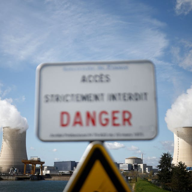 Nuclear energy is completely sustainable so ... please support
