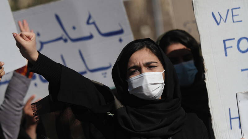 """A wave of violence in Afghanistan: """"Any woman who is able to bring about change is a target"""""""