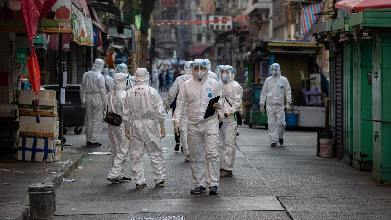 According to the World Health Organization, it is very likely that the coronavirus will be transmitted from animals to humans    right Now