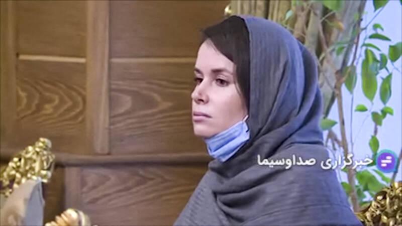 Australian scientist imprisoned in Iran: 'it was destroyed'