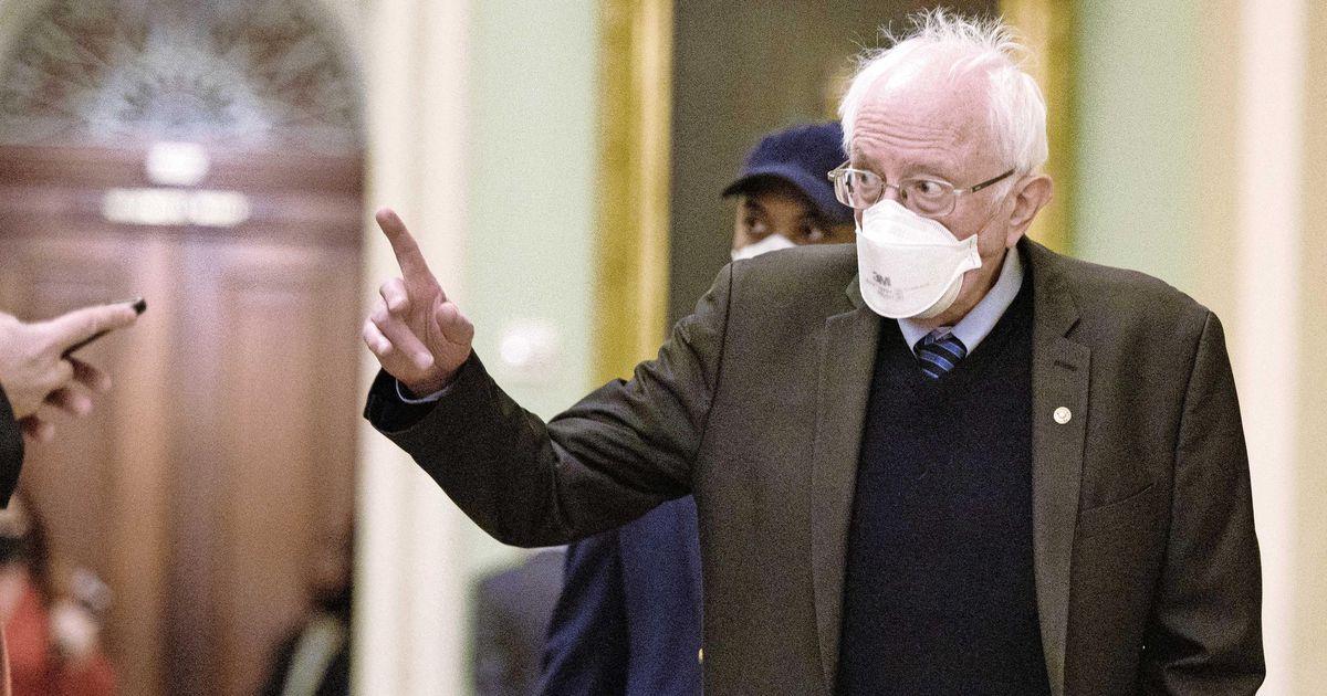 Bernie Sanders: The Trump ban on Twitter didn't go well |  Abroad